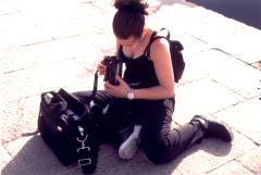Filmmaker Gia Marie Amella