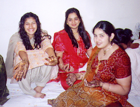 Nishat and her cousins