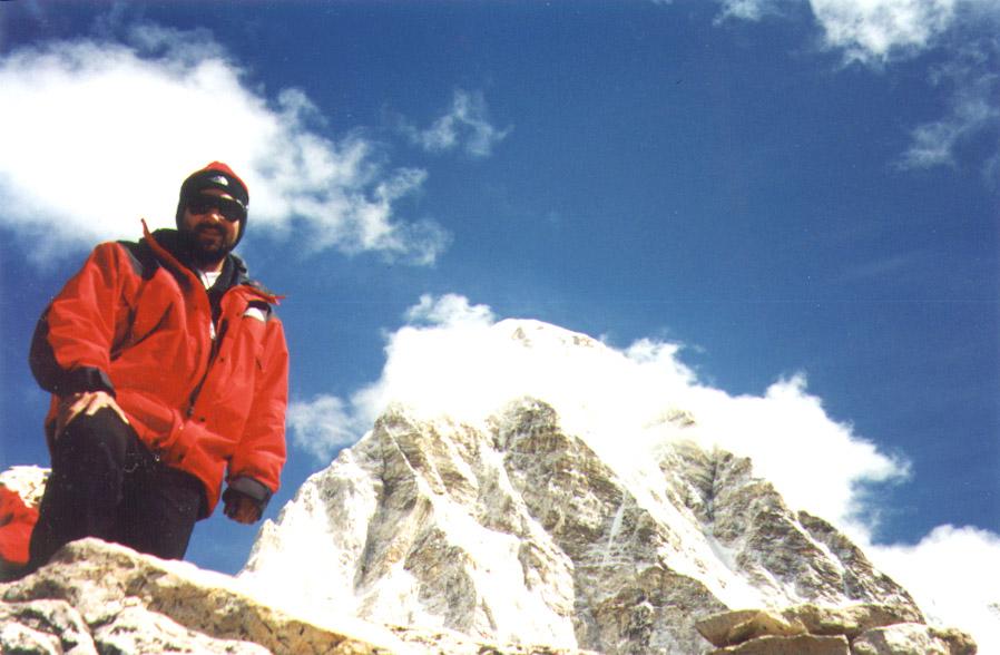 Doug Sovern Kala Pattar Mount Pumori