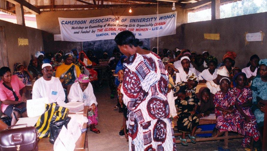 The Cameroon Association of University Women