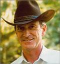 Denis Hayes in a cowboy hat