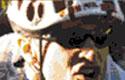 Denis Hayes riding eco challenge