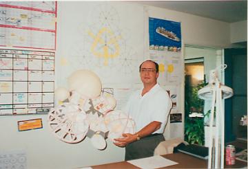 John S Spencer holding Destiny 1
