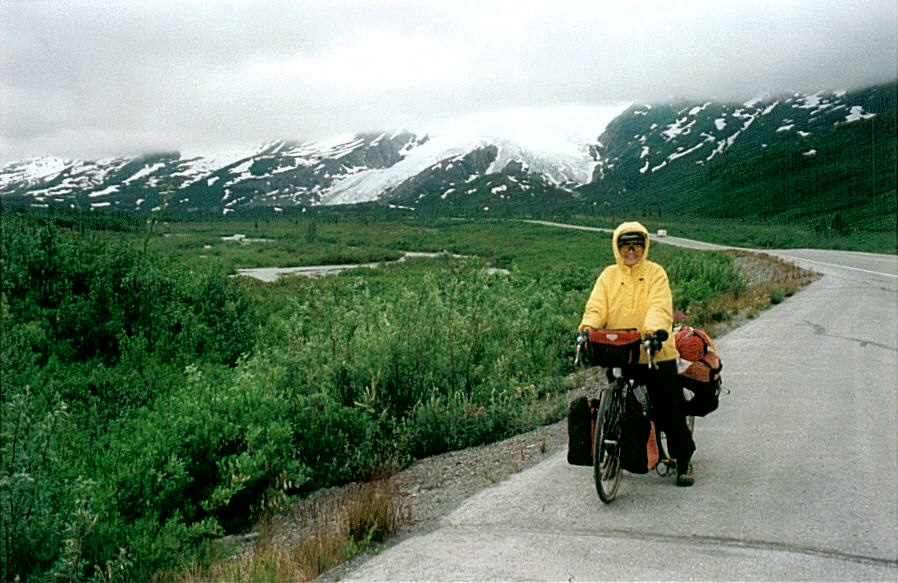 Alaska Bicycle Tour