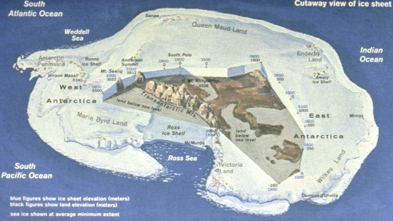 Antarctica pictorial 01 cutaway of Antarctica