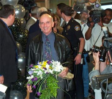 Space pioneer Dennis Tito