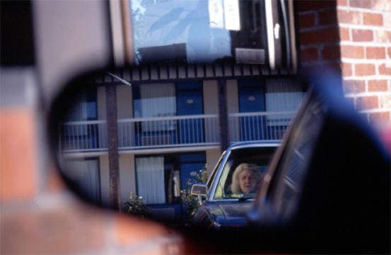 Pictorial Cheryl Friedman 04 rearview mirror