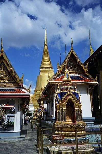 Thailand monuments.