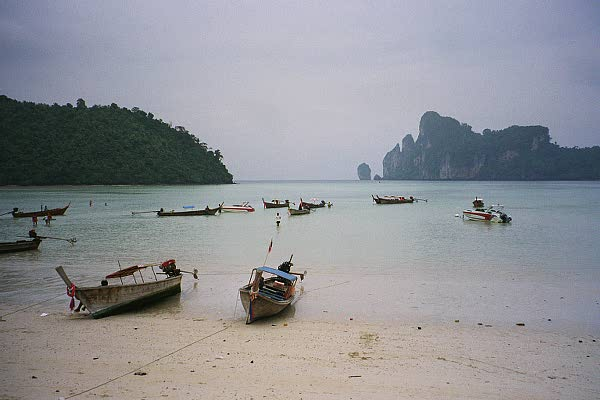 Long Boats.
