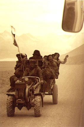 Tibet pictorial Loren Brown 07