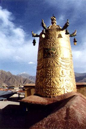 Tibet pictorial Loren Brown 09