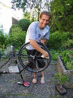Dennis bike maintenance