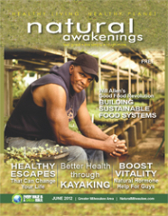 Milwaukee Natural Awakenings with Will Allen on the cover.