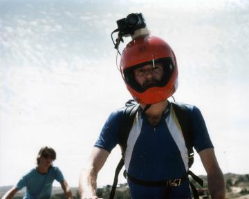 Mark Schulze Helmet Cam