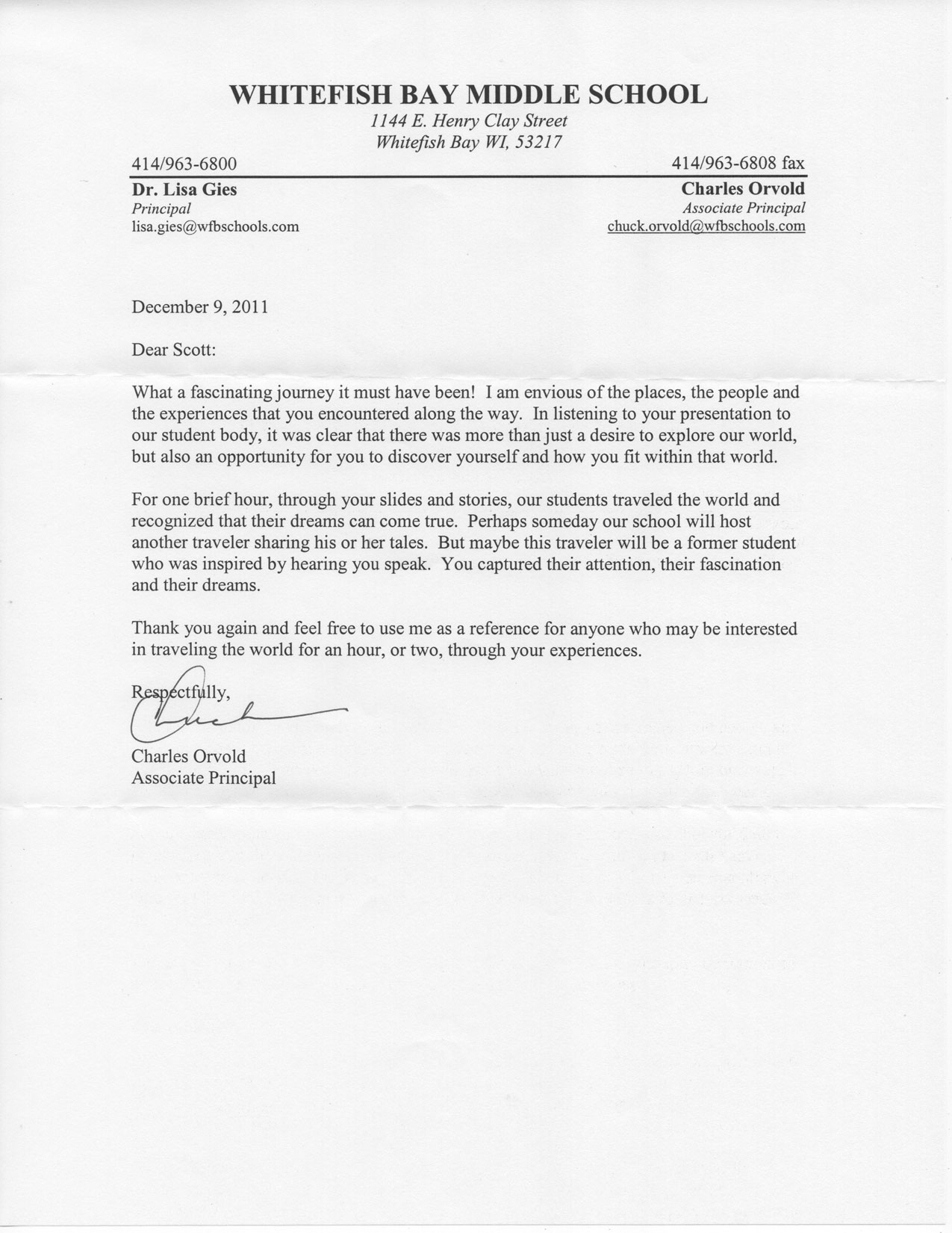 Testimonials read the whole letter of commendation thecheapjerseys Images