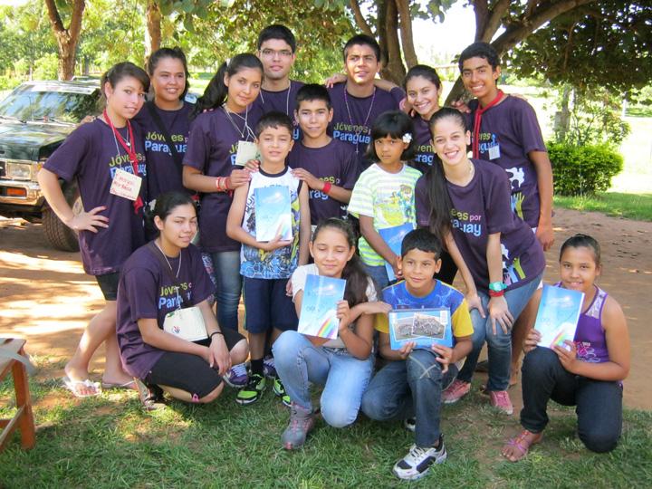 Cayendo Hacia Arriba Paraguay Peace Corp 05