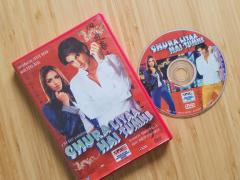 """A DVD of the Bollywood movie """"Chura Liyaa Hai Tumne."""""""