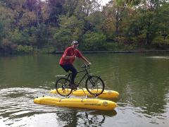 Scott Stoll Shuttle Bike Kit Boat