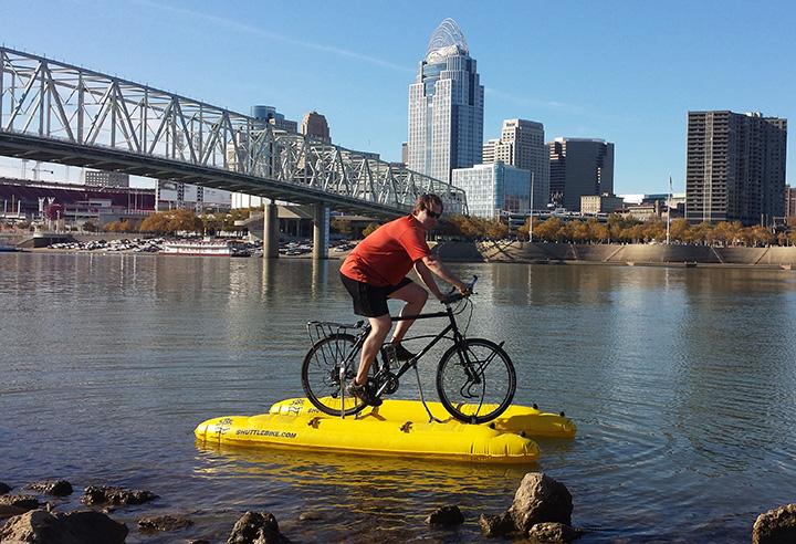 Scott Stoll Shuttle Bike Kit Ohio River