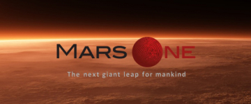 Mars One. The next giant leap for mankind.