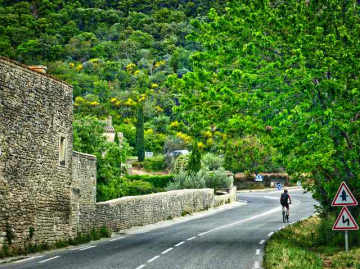 Cycling Europe. Courtesy of Memory Catcher