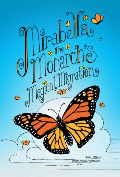Mirabella the Monarch's Magical Migration Book Cover