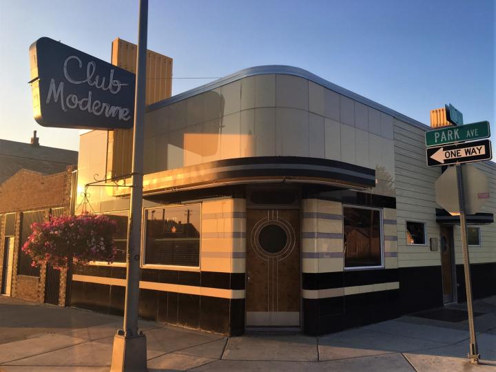 Club Moderne, Anaconda, MT