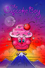 The Cupcake Boy. A story about learning to live a life of passion. By Scott Stoll.