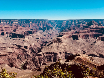 Rim Trail, Grand Canyon Village, United States