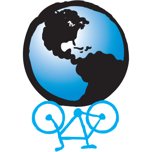 Around the world by bicycle