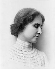 Helen Keller bicycle quote