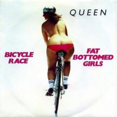 Queen Bicycle Race Album Cover