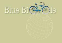 Blue Bicycle Design logo