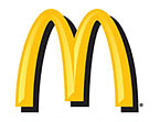 McDonalds golden arches icon