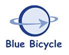 blue bicycle generic logo 2