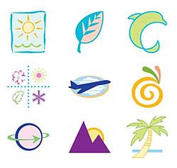 choose logo icons