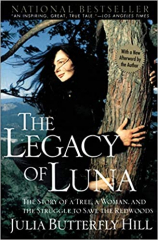 The Legacy of Luna by Julia Hill