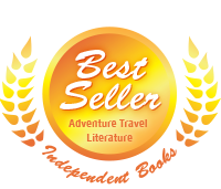 Best seller independent books gold medal. Adventure-travel literature.
