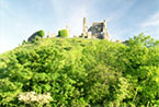 Corfu Castle, England.